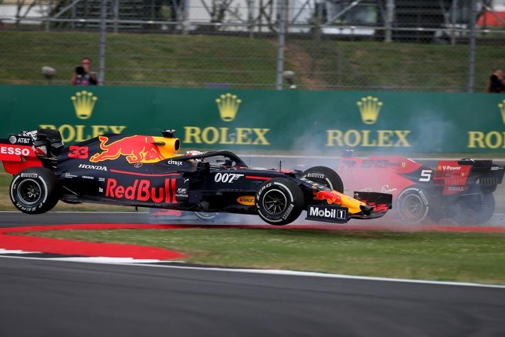 Аварии в Формуле-1