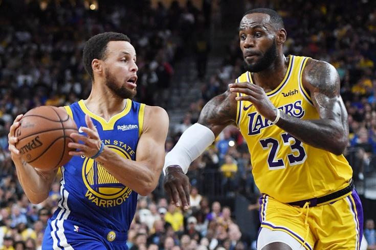 Династия «Голден Стэйт Уорриорз» восстановлена и готова бороться за титул чемпиона НБА