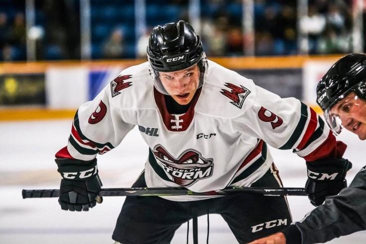 В составе Канады на ЮЧМ играет русский хоккеист