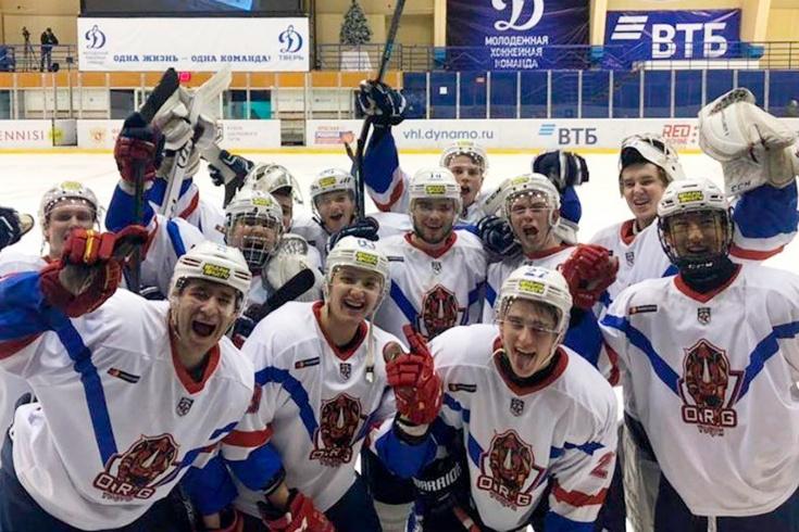У китайцев первая победа в МХЛ за 46 игр!