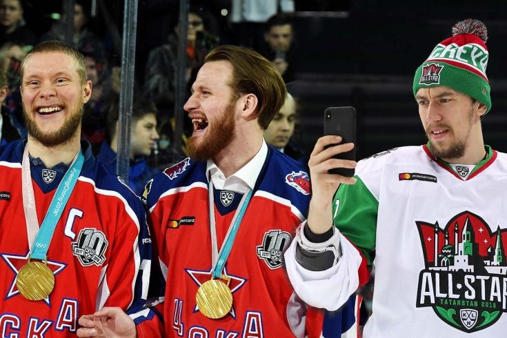 Российские хоккеисты, не доехавшие до НХЛ