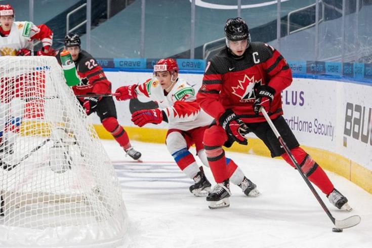 Крепче будем! Россия проиграла Канаде контрольный матч перед МЧМ