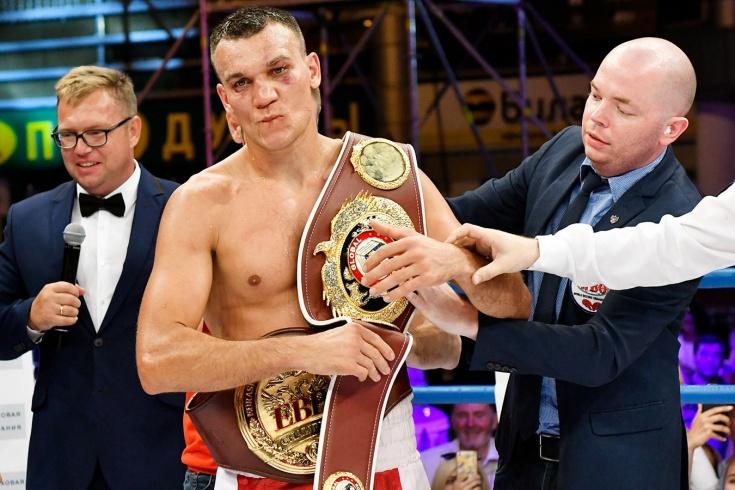 Максим Власов – Джо Смит, бой за титул чемпиона мира WBO, 14.02.2021