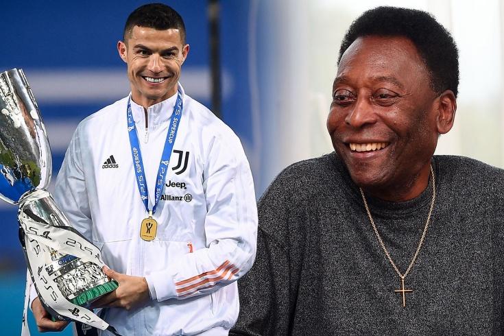 Роналду установил мировой рекорд по голам! Король Футбола в этом рейтинге только третий