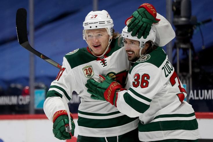 Миннесота — Лос-Анджелес — 3:1 – видео, голы, обзор матча регулярного чемпионата НХЛ 2021