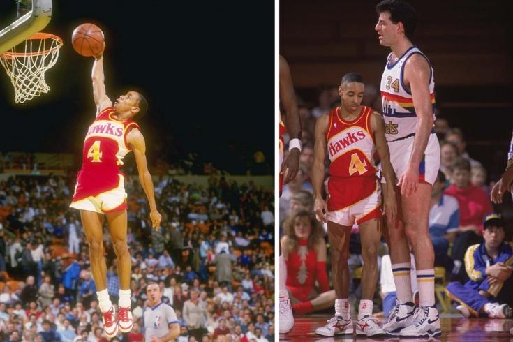 «Гном и карлик». Удивительная история самого низкорослого победителя конкурса данков НБА