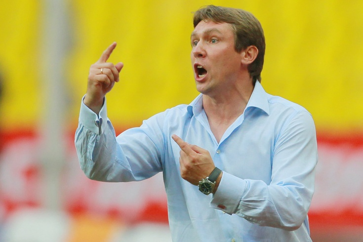 Талалаев покинул «Химки». Клуб поменял вектор разв