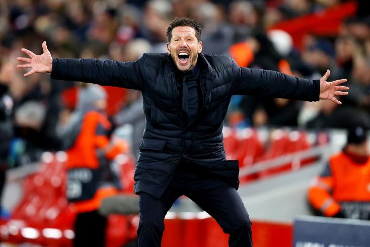 «Ливерпуль» — «Атлетико» — 2:3, Диего Симеоне