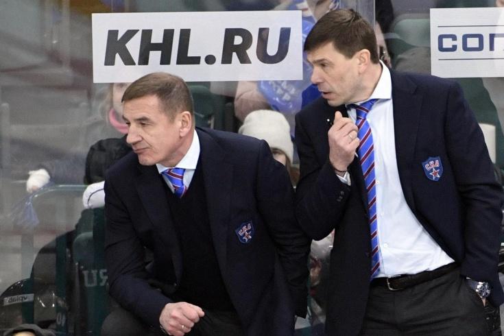 Брагин сменил Кудашова на посту главного тренера С