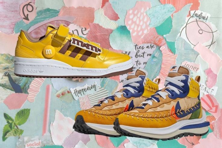 Кроссовочные коллаборации, которые мы ждём: Nike, adidas, Vans