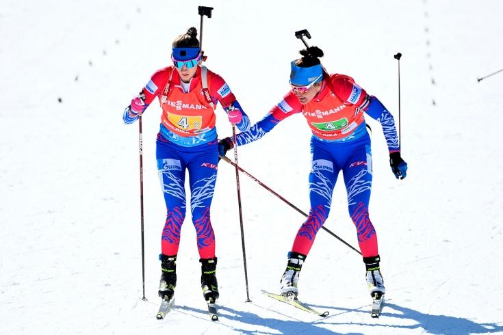 Сборная России повторила антирекорд чемпионатов мира в женской эстафете – 11-е место