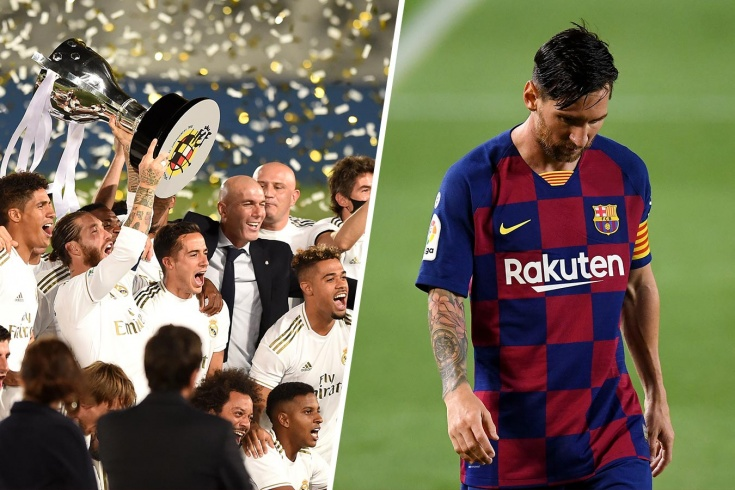 What they say and write about the Real Madrid championship