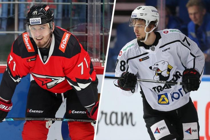 Главные хоккейные трансферы в дедлайн КХЛ сезона