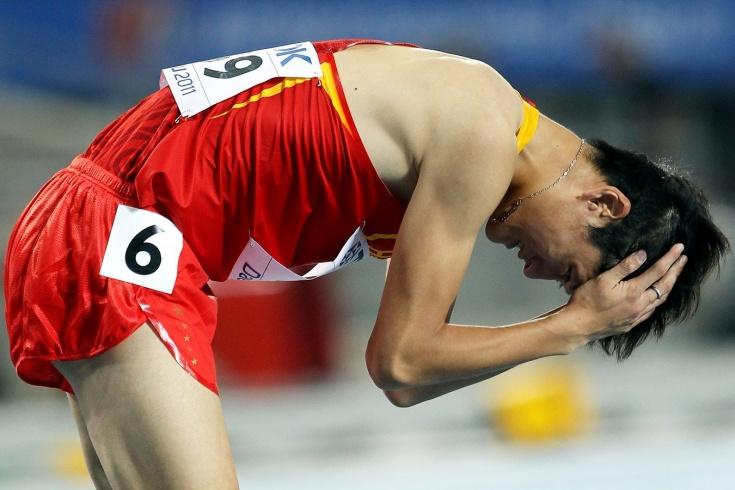 В Китае насмерть замёрз 21 спортсмен