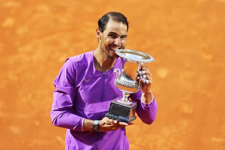 Рафаэль Надаль обыграл Новака Джоковича 28-й раз в карьере: «Мастерс» в Риме завершился победой Короля грунта