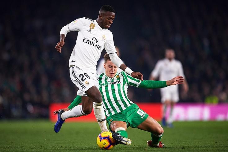 «Реал» — «Бетис», 19 мая 2019 года