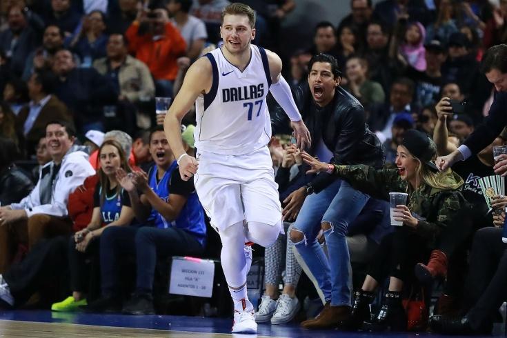 Дончич лидер голосования на Матч звёзд НБА