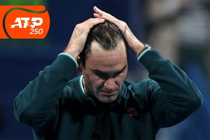 Федерер вернулся на один матч