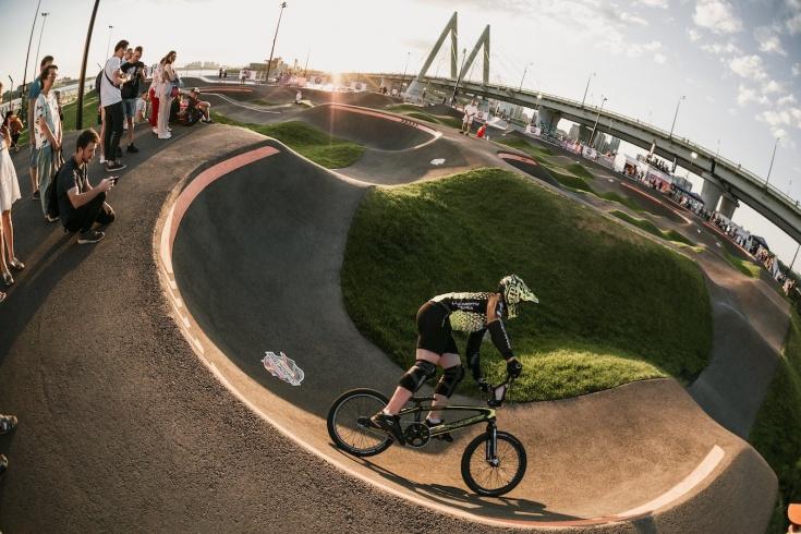 Red Bull UCI PumpTrack – 2021: как это было