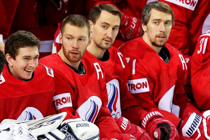 Кто сыграет за сборную России на чемпионате мира по хоккею — 2021, состав