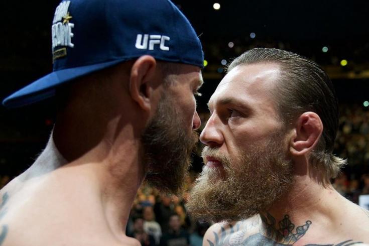 Бой Конор Макгрегор — Дональд Серроне, UFC 246, 19 января 2020, Анонс
