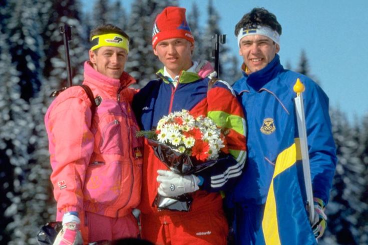 История самой неожиданной победы в истории отечественного биатлона – Евгений Редькин
