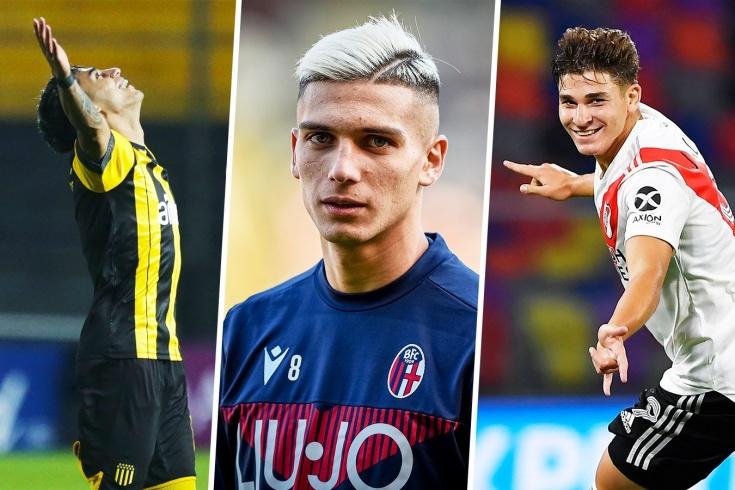 Кубок Америки зажигает новые звёзды. 10 молодых игроков для топ-клубов Европы