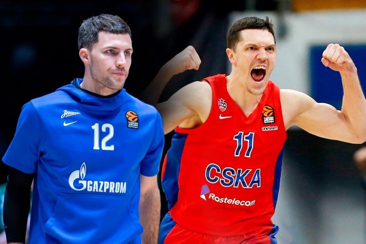 «Зенит» творит историю, ЦСКА ждут трудности. Решающая неделя плей-офф Евролиги