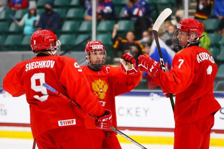 Россия – Беларусь: прямая онлайн-трансляция 3 мая, юниорский чемпионат мира по хоккею — 2021