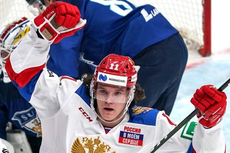 Россия — Финляндия – 5:1, обзор матча Кубка Первого канала