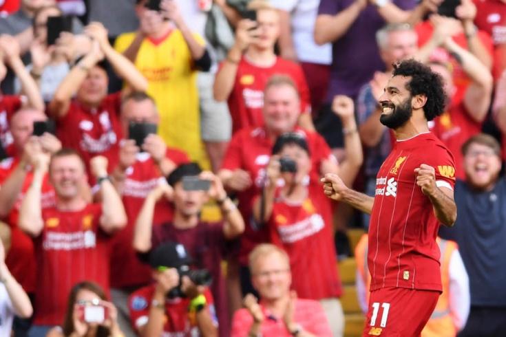 «Ливерпуль» — «Арсенал» — 3:1, видео, обзор матча