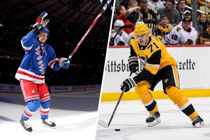Панарин и Малкин могут завоевать индивидуальные награды НХЛ