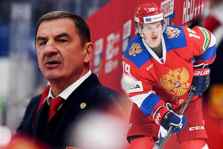 Лидер СКА провалился, а России нужна была победа. Брагин прав, что посадил Ткачёва