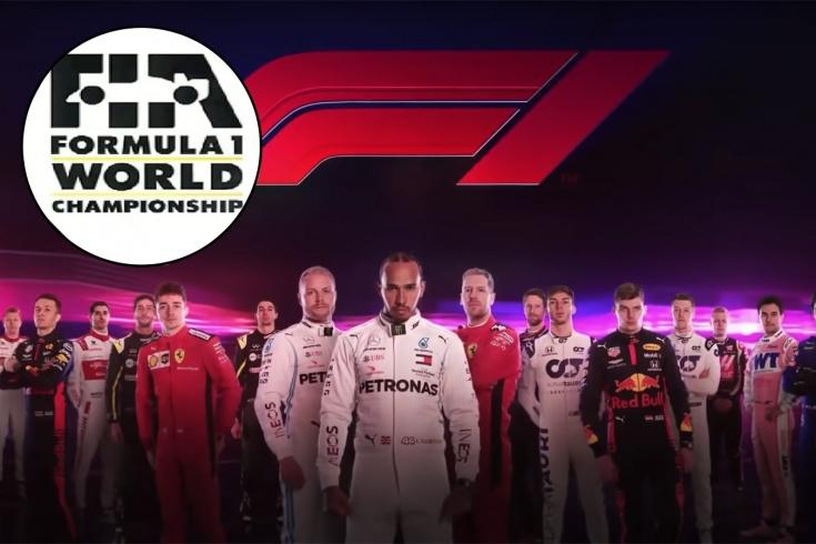 Музыкальные темы и заставки перед трансляциями Формулы-1 — видео