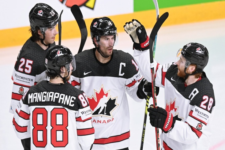 Россия сыграет с Канадой в плей-офф чемпионата мира по хоккею, расклад