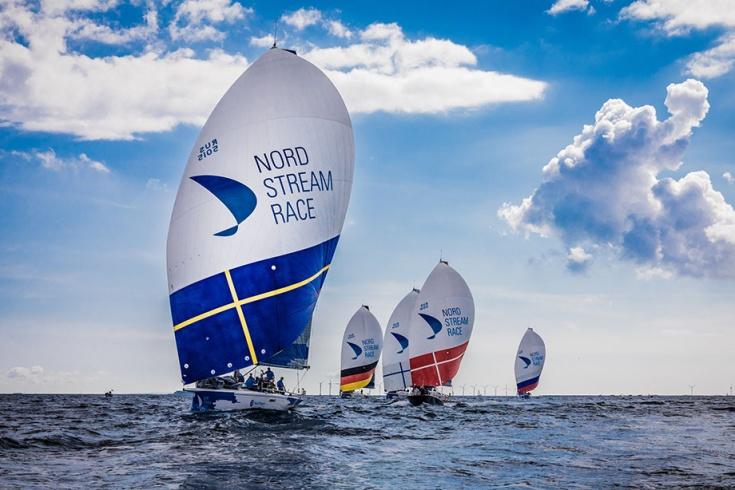 Восьмая регата Nord Stream Race