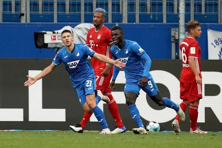Лучший клуб Европы унижен в Бундеслиге! Первое поражение «Баварии» в 2020 году