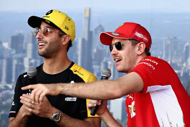 Кто может заменить Себастьяна Феттеля в составе «Феррари» в сезоне-2021 Формулы-1