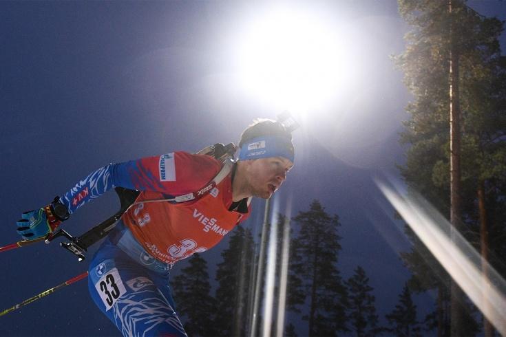 Матвей Елисеев в масс-старте показал лучший результат мужской сборной России в сезоне – подробности