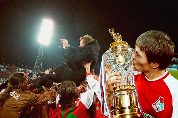 Золотой матч 2002 года «Локомотив» — ЦСКА