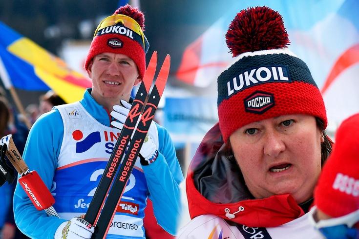 Елена Вяльбе подвела итоги лыжного сезона