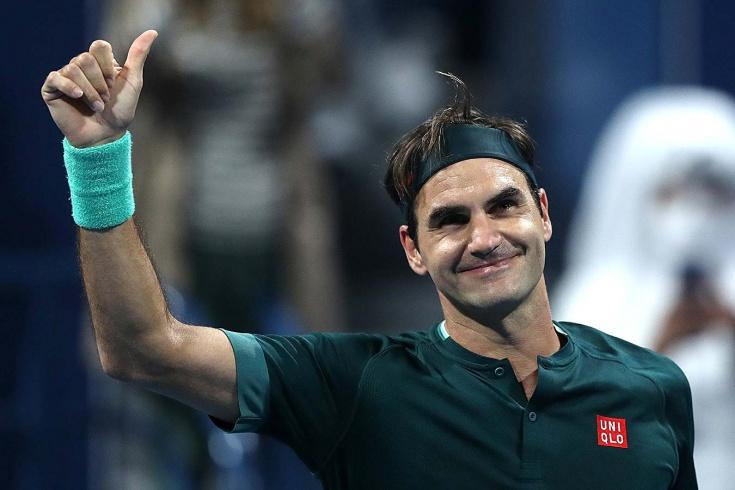 «Ошибка 404» для Федерера исправлена. Швейцарец выиграл 1-й матч после года отсутствия