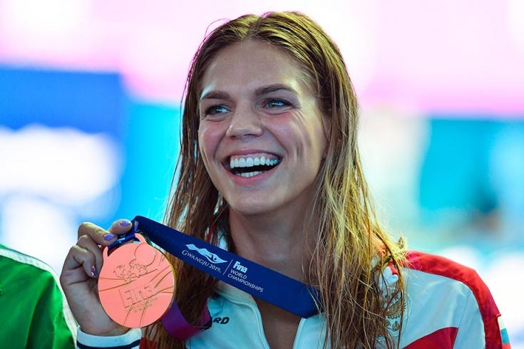 Российские пловцы побили рекорд сборной СССР.
