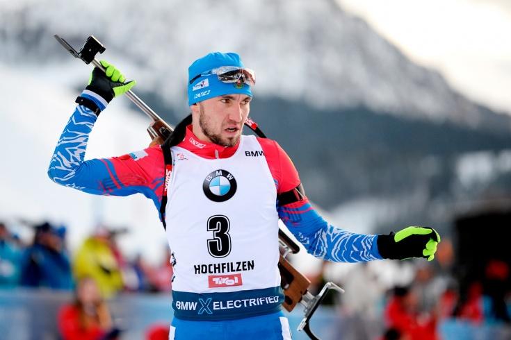 Российский биатлонист Логинов раскритиковал себя за досадный промах в эстафете в Германии
