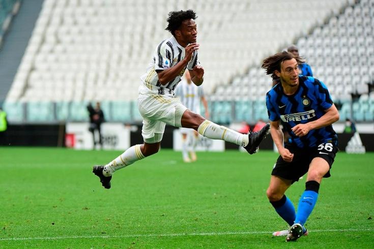 Куадрадо — теневой герой «Ювентуса» весь сезон. А сейчас обыграл «Интер»
