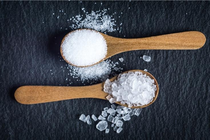 Как лечить солью суставы