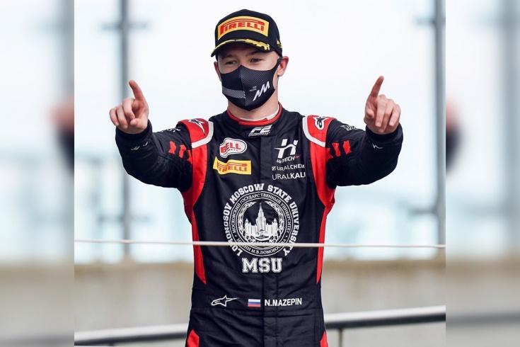 Россияне доминируют в главной гоночной «молодёжке» мира! Никите тоже пора в Формулу-1?