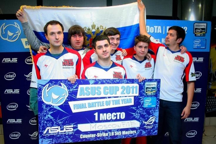 Чем сейчас занимаются игроки M5 (Moscow Five) 2011