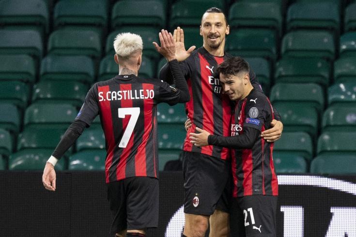 «Милан» — «Рома». Прогноз на матч Серии А 26.10