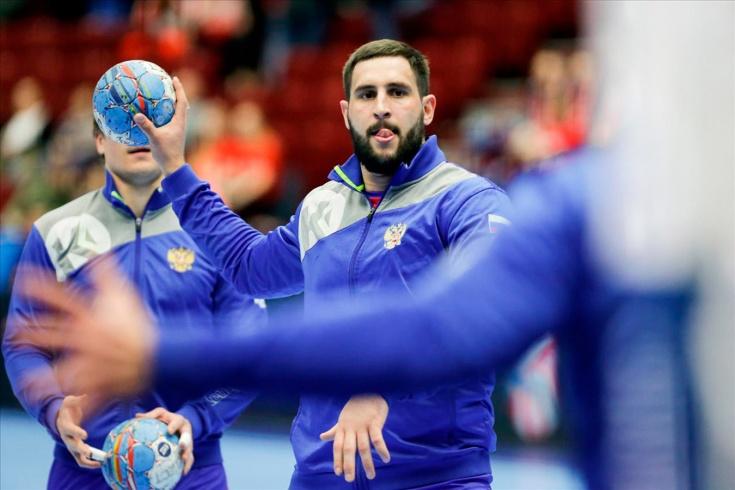 Мужская сборная России по гандболу пропустит Олимп